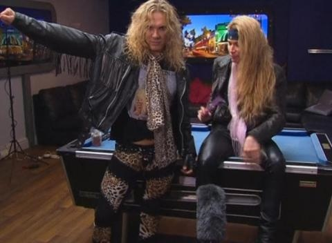 News video: Steel Panther - Rock Gods or Comedy Geniuses?